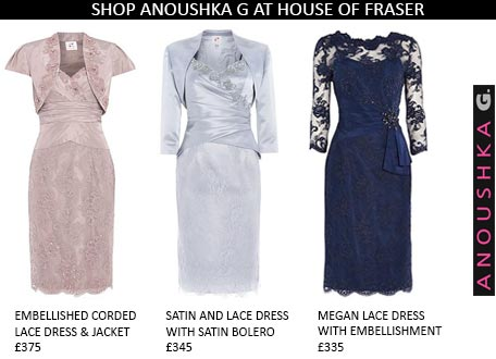 House of Brides Mothers Dresses